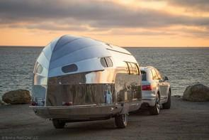 Bowlus Road Chief Lithium +: Hightech-Wohnwagen im Nostalgie-Design