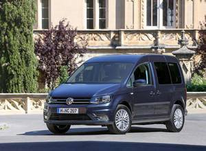 Kurztest Volkswagen Caddy TGI: Gib Gas!