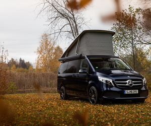 Mercedes Marco Polo bekommt MBUX - Mobiles Smarthome