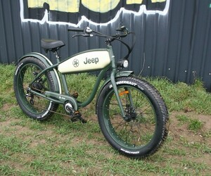Test: Jeep Cruise E-Bike CR 7004
